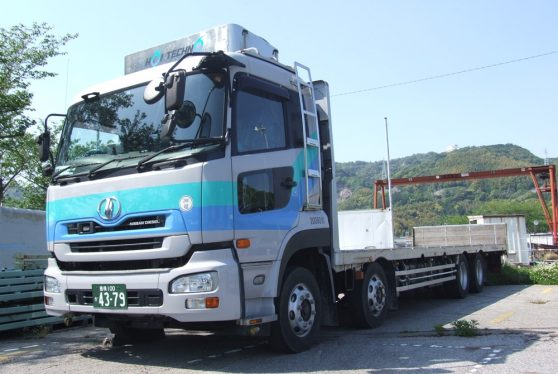【日帰り近距離輸送】大型トラックドライバー