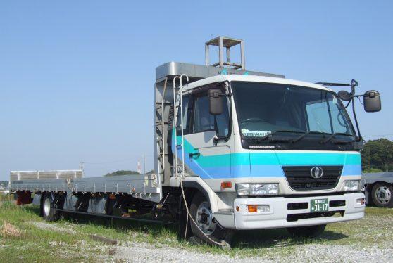 【大手住宅メーカーの日帰り配送】4トントラックドライバー