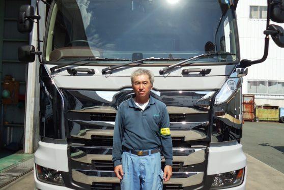 【賞与年2回支給、年収600万円可能!】 大型トラックドライバー